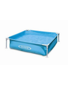 Каркасный бассейн Mini Frame Pools синий