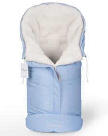 Конверт в коляску Sleeping Bag White blue mountain