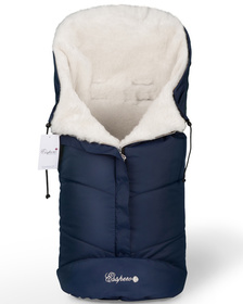Конверт Sleeping Bag White navy