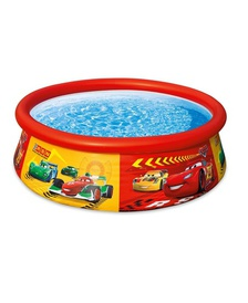 Надувной бассейн Easy Set Cars 183х51см