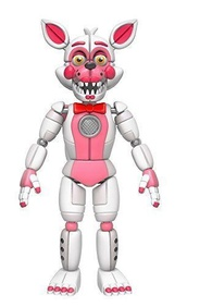 Фокси Sister Location (13см) - Funko Funtime Foxy Articulated Action Figure