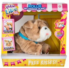 Интерактивная игрушка Moose Little Live Pets - My Dream Puppy Rollie
