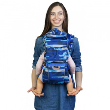 BabyActive Choice Палитра синий