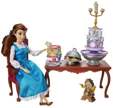 Игровой набор Disney Princess - Чаепитие с Белль