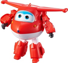"Super Wings ""Говорящий трансформер - Джетт"" - трансформер интерактивный"