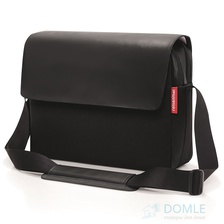 Сумка Courierbag 2 canvas black