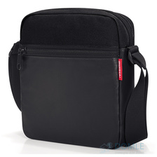 Сумка Crossbag canvas black